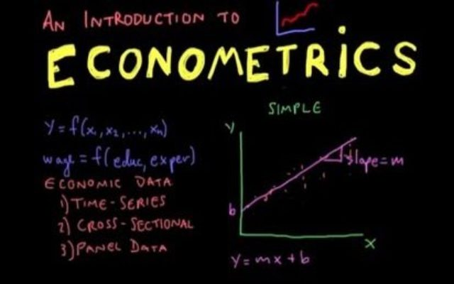 20192 Econometrics I - ESy-18-IP