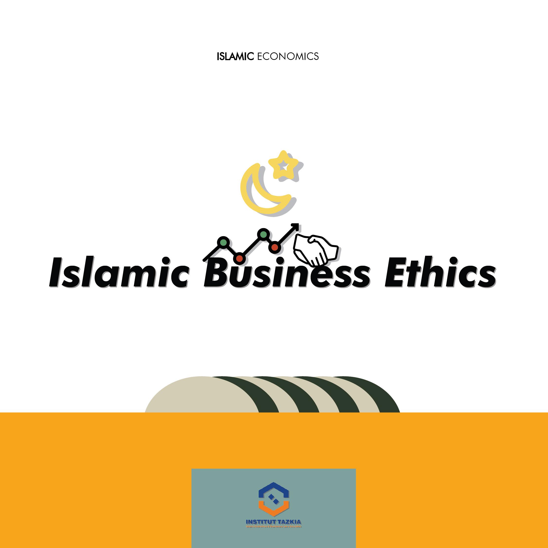 20201 Islamic Business Ethics ESy-19-A